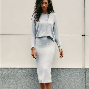 Wilfred Free Pisces skirt
